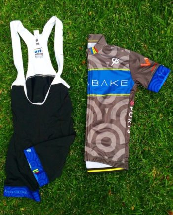 Custom Megabake cycling kit