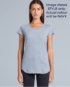 Womens Mali Tee Style Front