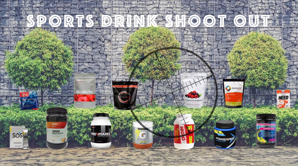 Energy Drink Shoot Out